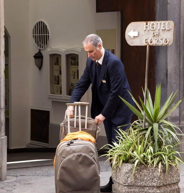 Hotel del Corso Sorrento - Angelo accoglienza