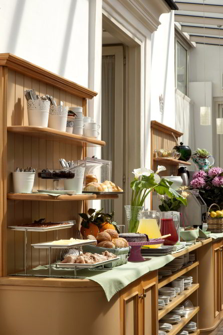Hotel del Corso Sorrento - Buffet colazione