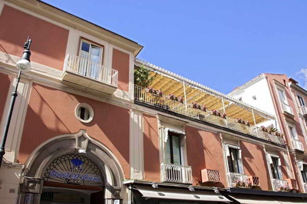 Hotel del Corso Sorrento - esterno