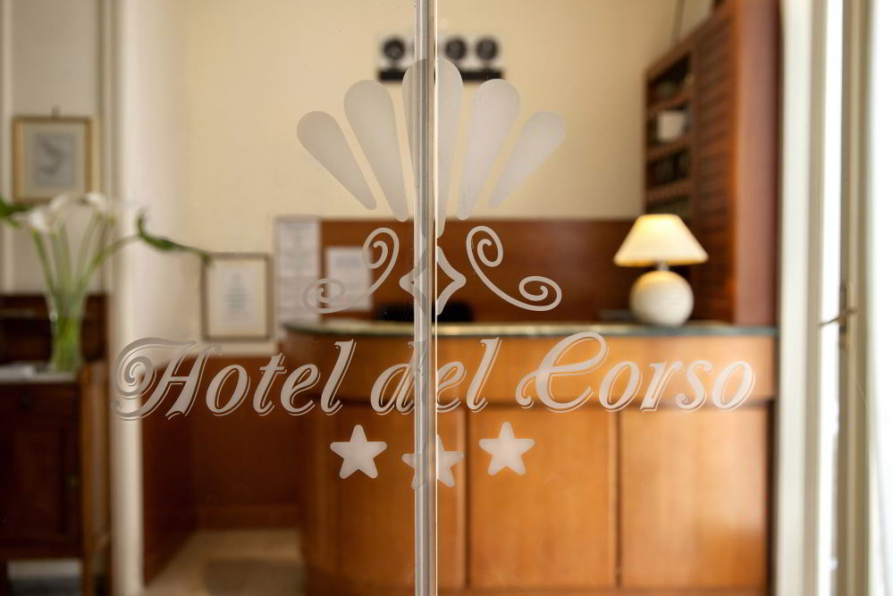 Hotel del Corso Sorrento - ingresso