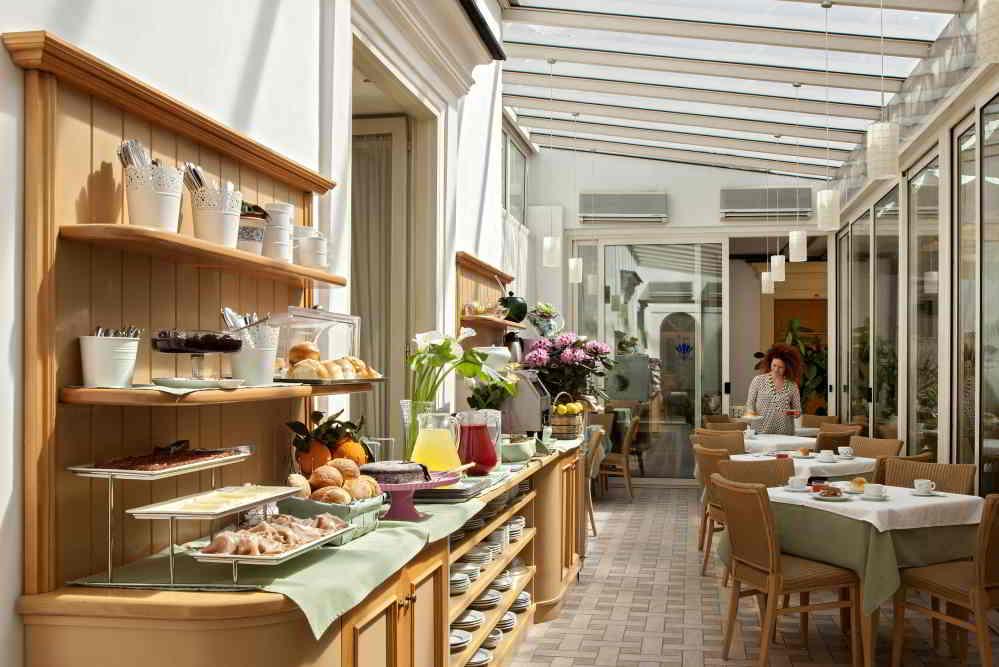 Hotel del Corso Sorrento - Sala Colazione