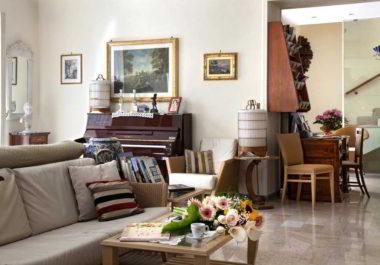 Hotel del Corso Sorrento - salotto