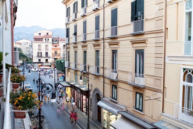 Hotel Sorrento centro - esterni Hotel delCorso