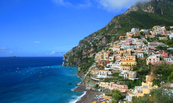 Escursione Costa Amalfi - Hotel Del Corso Sorrento
