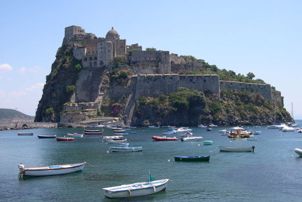 Escursione Ischia - Hotel Del Corso Sorrento
