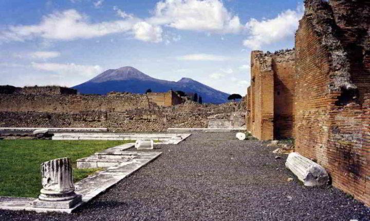 Escursione Pompei e Vesuvio - Hotel Del Corso Sorrento